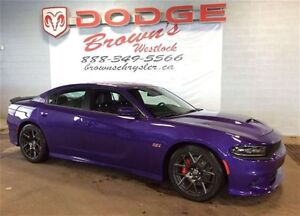 2016 Dodge Charger R/T Scat Pack **485 HORSE POWER**