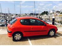 2003 Peugeot 206 1.1