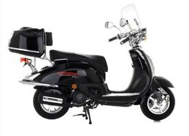 Brand new tommy scooter 125cc