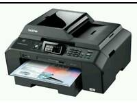 Brother MFCJ5910DW A3 Colour Inkjet Multifunction Printer (Print/Scan/Copy/Fax)