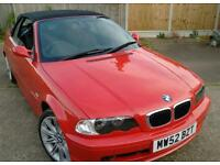 BMW 318 ci Auto convertible