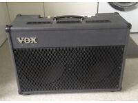 Vox VT50XL 50w 212 Guitar Amp - Vintage Tel-Ray Morley Volume Pedal - Boss BCB 30