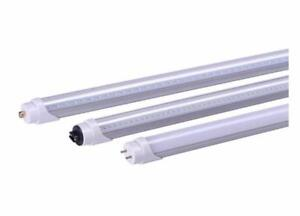 LED T8 & T12 TUBE 18W/40W 8 FT & LED TRI PROOF FIXTURES 4FT & 8FT 60/90/120W DLC STARTING $9.99 REBATES $7 PER UNIT