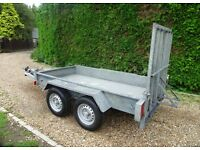 Indespension Plant Trailer 8x4