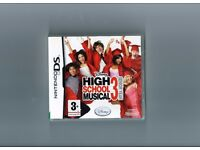 Disney High School Musical 3 Senior Year Nintendo DS