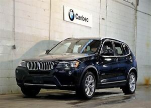 2013 BMW X3 xDrive28i | PREMIUM PACKAGE | NAVIGATION | BACKUP