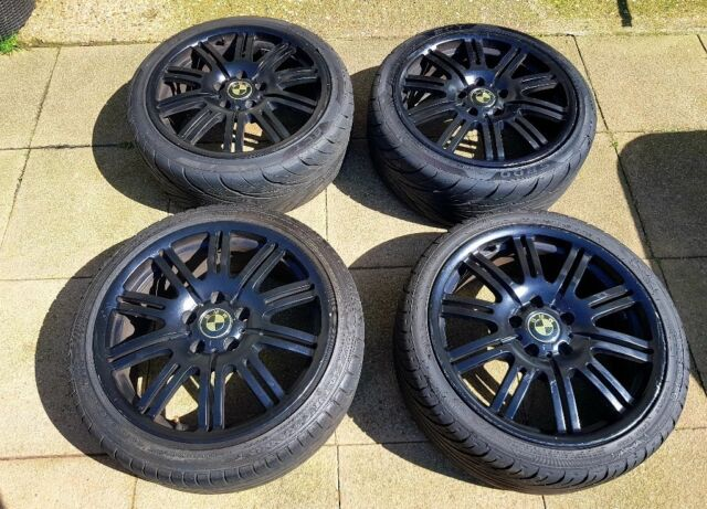 Bmw M3 Replica Alloy Wheels With 4 New Tyres In Dartford Kent Gumtree
