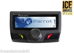 Parrot-CK3100-LCD-Bluetooth-Handsfree-Car-Kit-BLACK