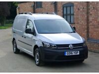 Vw Caddy Maxi 2.0TDI (EU6) 2016 (16). NEXT DAY NATIONWIDE DELIVERY. 12,000 Miles Only. Immaculate