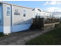 FOR SALE Large Luxury Staic Caravan Pitched & Sited at Hazelgrove Saltburn by the Sea TS12 Sea View