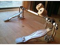 Double Kick Bass Drum Pedal Dual Kick Pedal