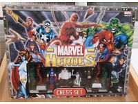 Marvel Hero Chess Set