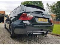 2007 BMW 320d E91 TOURER. FULL SERVICE HISTORY. 1 PREVIOUS OWNER
