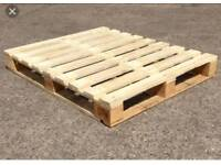 ♻️♻️♻️PALLETS FOR SALE STANDERD SIZE♻️♻️