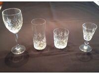 Lead Crystal glassware