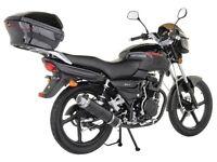 Cheap 125cc 65plate bike