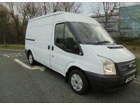 2013/13 Ford Transit 100 T300 Euro 5 Medium W/B Medium Roof 6 Speed 2.2 Turbo Diesel