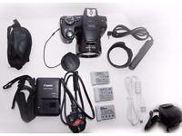 Canon PowerShot SX50 HS + Accessories- Excelent Condition