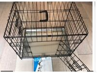 Pet crate as new