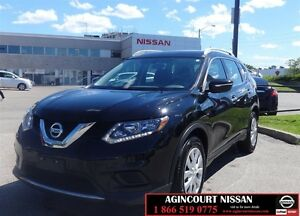 2015 Nissan Rogue S FWD|Finance from 0.9%|No Accidents|