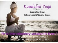 Kundalini Yoga and Meditation Therapy - Private Bespoke Sessions