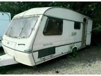 Elcos 1992 4 berth in good condition