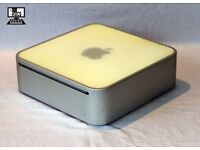  Apple Mac Mini White 2ghz 2gb 160gb Logic Pro X Ableton Final Cut Pro Cinema 4D Microsoft Office