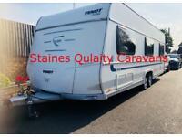Fendt Caravan 650 platin (2011) like hobby/tabbert