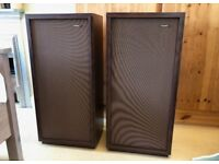 "Tannoy Monitor HPD 315 12"" Serviced & in Unique Chatsworth Cabinets"