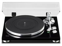 Teac TN300 Black Belt Drive Record Player USB Output Turntable