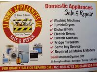 Washing machines repair
