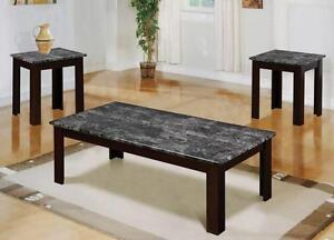 COFFEE TABLE SET SALE!!! REGULAR $798 NOW ONLY $248 (AD 59)