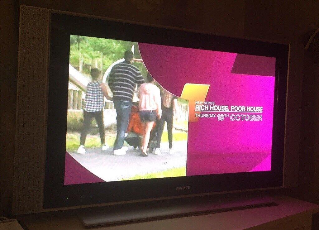 Phillips 42inch flatscreen tv