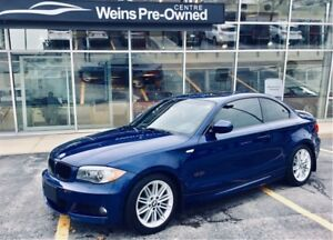 2012 BMW 1 Series 128I M SPORT PACKAGE