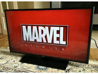 Samsung 40in LED TV FHD 1080p FREEVIEW HD - WARRANTY
