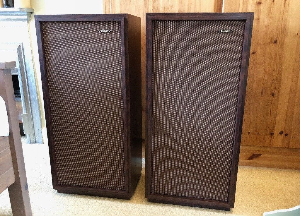 Tannoy Monitor HPD 315 12u0026quot; Serviced U0026 In Unique Chatsworth Cabinets