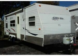 Great 2008 travel trailer