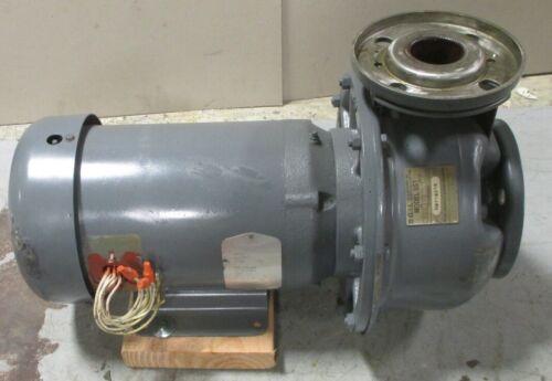 Gould Pumps SST 2x2.5-8 H9718015 Centrifugal Pump 5 HP, 1725 RPM 208-230/460 V