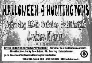 Halloween 4 Huntington's Launceston Launceston Area Preview