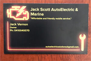 Mobile Auto Electrician - Affordable & Friendly Service Mullaloo Joondalup Area Preview