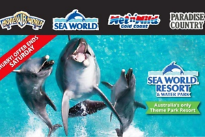 5-Night Stay: SEA WORLD RESORT, Resort Double Room, Four People Bar Beach Newcastle Area Preview