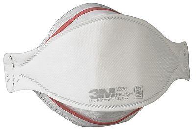 5pcs-3m1870 Medical Respiratormask Particulatepandemic N95-pack Of 5