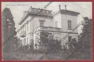 VARESE-BUSTO-ARSIZIO-69-VILLINO-PROVASOLI-Cartolina-viaggiata-1911