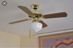Wanted: Free or cheap Ceiling Fan