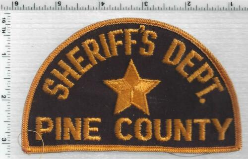 Pine County Sheriff