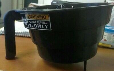 - NEW Bunn Funnel, Brew, Plastic, Black For Bunn - Part# 22735.0000