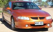 2002 Holden Commodore Sedan 5 Spd Manual Murray Bridge Murray Bridge Area Preview