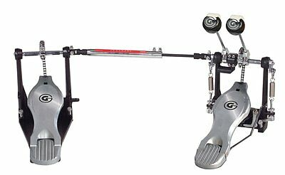 "Gibraltar 5711DB Fast Touch ""G"" Pedalboard Double Bass Drum Pedal"