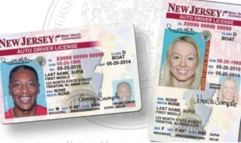 New Jersey Driver license tests manual. Тесты для сдачи экзамена в DMV штата NJ.