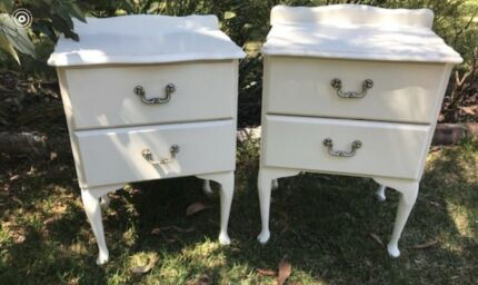 Queen Anne Side Table Bedside Tables Gumtree Australia Penrith